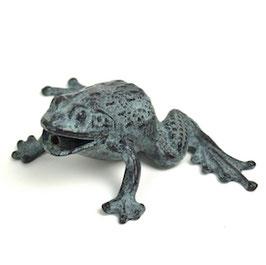 Bronzewasserspeier Frosch JEAN