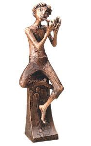 Bronzefigur GREGOR