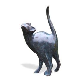 Bronzefigur Katze/Kater PAWOL-1