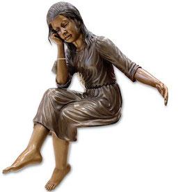 Bronzefigur MARTINE