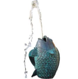 Bronzewasserspeier JOEL