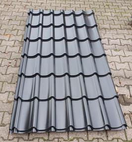 Dakpanplaat Zwart (Polyester)