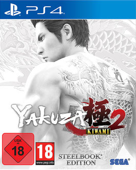 Yakuza Kiwami 2 - Day 1 Edition im Steelbook