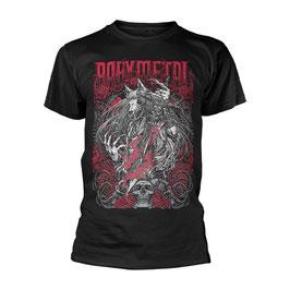 BABYMETAL T-Shirt Rosewolf
