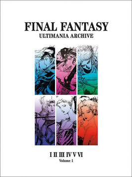 FINAL FANTASY - ULTIMANIA ARCHIVE VOL. 1-