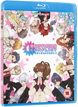 BROTHERS CONFLICT - Complete Collection