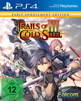 Legend of Heroes - Trails of Cold Steel 3 - Early Enrollment Edition