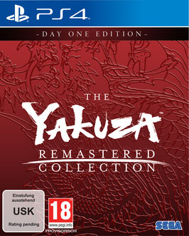 The Yakuza Remarstered Collection *ausverkauft*