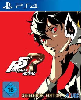 Persona 5 Royale - Steelbook Edition