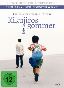 Kikujiros Sommer (4-Disc Limited Collector's Edition inkl. Soundtrack-CD)