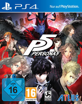 Persona 5 *ausverkauft*