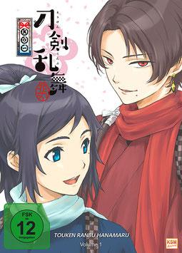 Touken Ranbu Hanamaru - Vol. 1 *ausverkauft*
