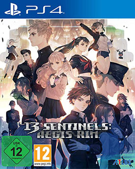 13 Sentinels - Aegis Rim
