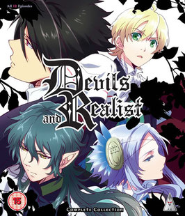 Devil's and Realist - Complete Collection