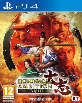 Nobunaga's Ambition - Taishi