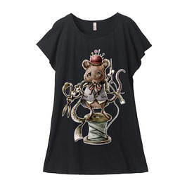 Mikansei Alice Big Shirt / One Piece