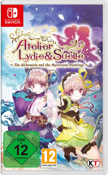 Atelier Lydie & Suelle - The Alchemists and the Mysterious Painting *ausverkauft*