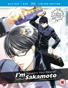 Haven't You Heard? I'm Sakamoto - Season 1