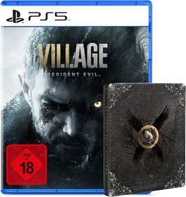 Resident Evil Village PS5 - inkl. Steelbook