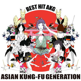 ASIAN KUNG-FU GENERATION – BEST HIT AKG