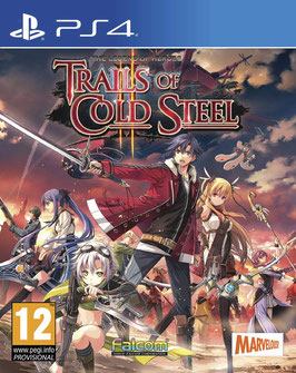 Legend of Heroes - Trails of Cold Steel 2