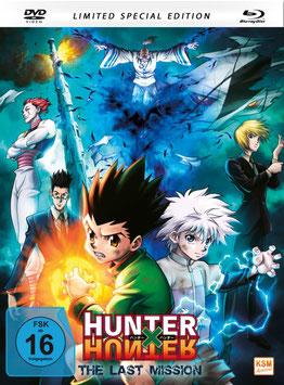 HUNTER x HUNTER - The last Mission *ausverkauft*