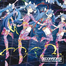 Hatsune Miku Decorator EP