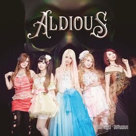 Aldious - Unlimited Diffusion -
