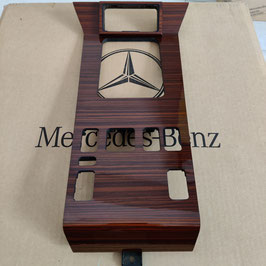 NEUES Schaltbrett Mercedes W124 Zebrano Taxikonsole A1246830436