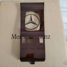 NEUES Schaltbrett Mercedes W124 Zebrano Schaltgetriebe o.Überblendregler Mopf 0