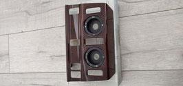 Original Vogelaugenahorn Klimakonsole Lüftungskonsole Lüftungsbrett W124 A124 Final Edition