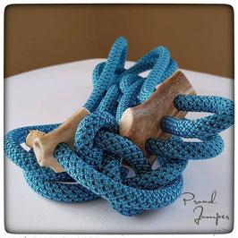 Pirschleine 'Bulin-blau'