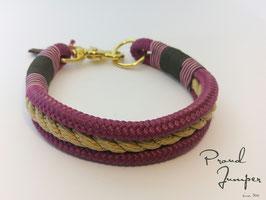 Halsband 'LilaLeine'
