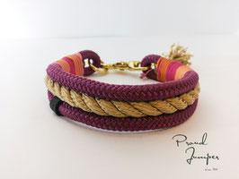 Halsband 'LilaLeine 2.0'