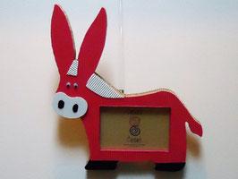 Cadre âne  (carton ondulé)