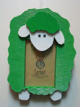 Cadre mouton (carton ondulé)