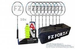 Forza Schulsport-Set Classic 10er