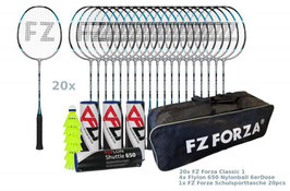 Forza Schulsport-Set Classic 20er
