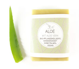 Bio-Seife mit Aloe Vera ohne Duft