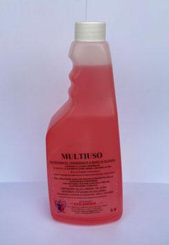 Multiuso con 75 % alcool