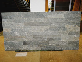 Wandtegel Brick Grey