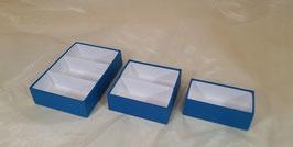 "Visitkartenbox ""Blau"""