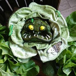 bestürzter Blattsalat