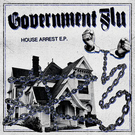 Government Flu ‎– House Arrest E.P. 7""