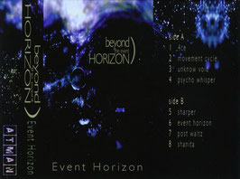 BEYOND THE EVENT HORIZON MC Tape Cassette