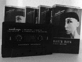 Marta Raya – Hidden Emotions MC Kassette Tape - last two pieces