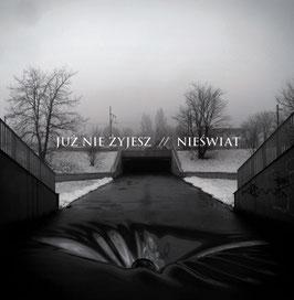 """Już Nie Żyjesz - Nieświat - Color 12"""" LP"""