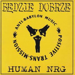 """Będzie Dobrze - Human Energy - 12"""" LP"""