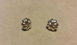 Handmade earrings flower