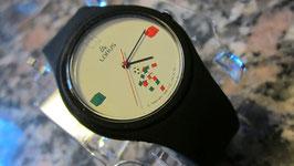 Orologio al quarzo con logo dei mondiali di calcio ITALIA 90